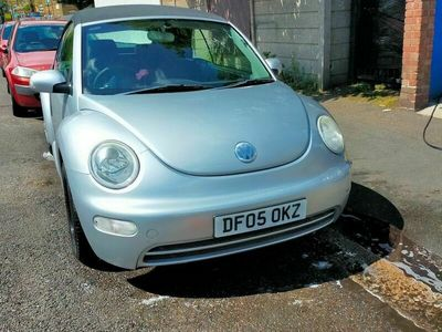 used VW Beetle Cabriolet 1.6 2d