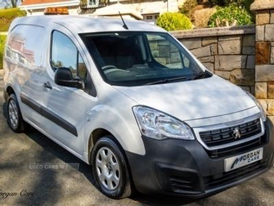 used Peugeot Partner PROFESSION L1 BLU