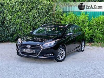 used Hyundai i40 1.7 CRDI S BLUE DRIVE 5d 139 BHP **CAT D WRITE OFF** AIR CON BLUETOOTH