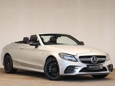 used Mercedes C43 AMG C CLASS4Matic Premium 2dr 9G-Tronic