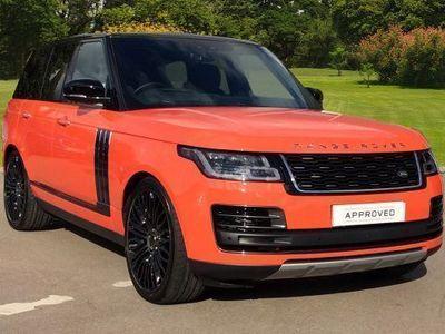 used Land Rover Range Rover 2019 Leeds 5.0 V8 S/C 565 SVAutobiography Dynamic 4dr Auto Petrol Estate
