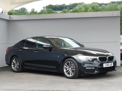 used BMW 520 5 SERIES I M SPORT 2.0 4dr