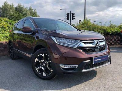 used Honda CR-V CRV 20181.5 VTEC Turbo SR 5dr CVT [7 Seat] Estate Estate 2018
