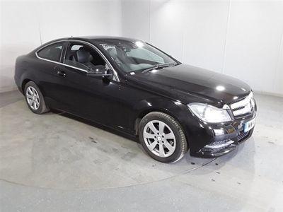 used Mercedes C220 C Class 2.1CDI EXECUTIVE SE 2d 168 BHP