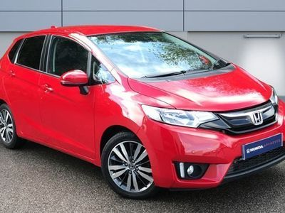 used Honda Jazz 1.3 i-VTEC EX CVT Automatic