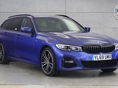 used BMW 330 d xDrive M Sport Touring