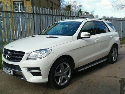used Mercedes ML250 ML ClassBLUETEC AMG SPORT 5-Door