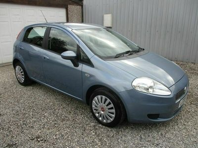 used Fiat Grande Punto 1.4 Dynamic 5dr Auto LOW MILES - AUTO