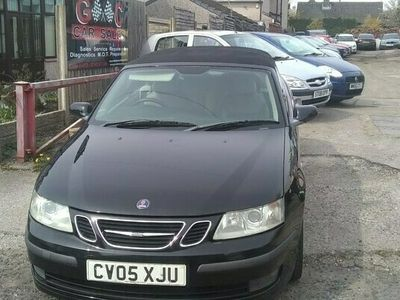 used Saab 9-3 Convertible 2.0t Vector 2d