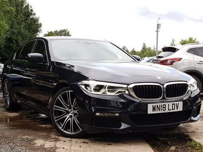 used BMW 530 d M Sport Saloon