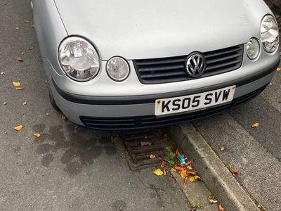 used VW Polo 1.2 E 5dr