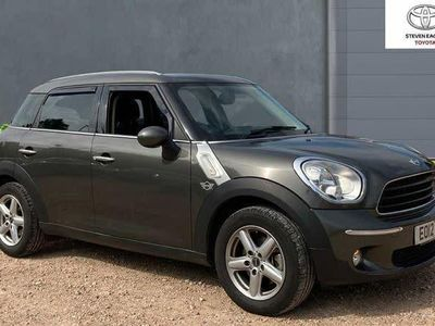 used Mini One D Countryman 1.6 5dr [Pepper Pack]
