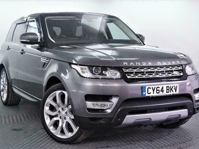 used Land Rover Range Rover Sport 3.0 SD V6 HSE SUV 5dr Diesel Automatic 4X4 (s/s) (209 g/km