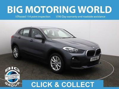 used BMW X2 SDRIVE18D SE for sale | Big Motoring World