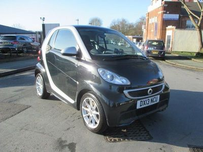 used Smart ForTwo Coupé Passion 2Dr Softouch Auto 84 [2010] 1.0