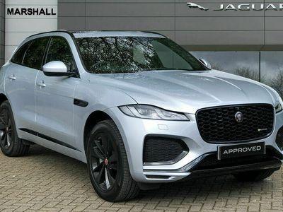 used Jaguar F-Pace 2.0 D200 R-Dynamic S MHEV