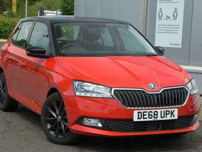 used Skoda Fabia 1.0 MPI (75ps) Colour Edition (s/s) 5-Dr HB 5dr