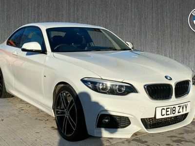 used BMW 220 d M Sport Coupe