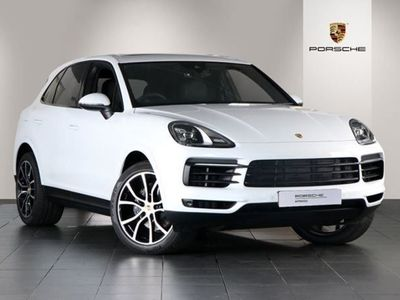 used Porsche Cayenne 5dr Tiptronic S estate