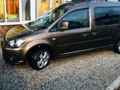 used VW Caddy Maxi Life 1.6 TDI C20 Maxi Life DSG 5dr (7 Seats)