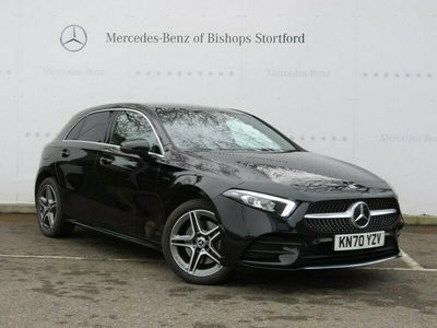 used Mercedes A250 A-ClassAMG Line 5dr Auto