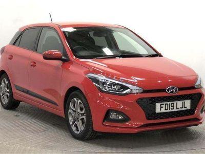 used Hyundai i20 1.0 T-GDi Premium Nav (s/s) 5dr