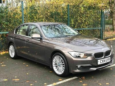 used BMW 318 3 Series 2.0 d Luxury (s/s) 4dr