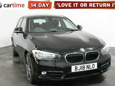 used BMW 118 1 Series 1.5 i SE 5d