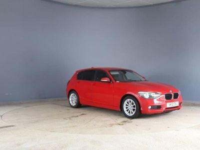 used BMW 120 1 SERIES 2.0 D SE 5d 181 BHP £30 R/TAX