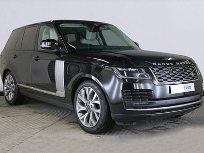 used Land Rover Range Rover Diesel 3.0 SDV6 Vogue 4dr Auto