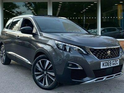 used Peugeot 5008 1.5 BlueHDi GT Line Premium EAT (s/s) 5dr Auto