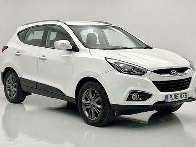used Hyundai ix35 2.0 CRDi SE Nav 5dr