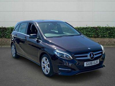 used Mercedes B180 B-Class 1.6Sport Premium 5Dr Hatchback