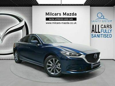 used Mazda 6 2.0 SE-L Nav+ 4dr