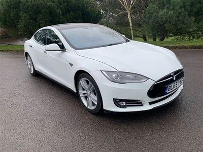 used Tesla Model S 0.0 70D 5d 517 BHP