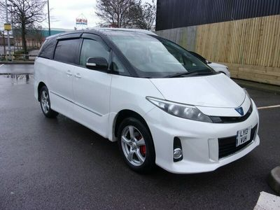 used Toyota Estima ,