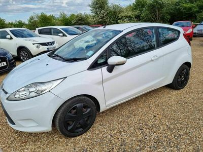 used Ford Fiesta 1.25 Edge 3dr