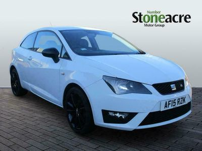 used Seat Ibiza Sport Coupe 1.2 TSI FR Black 3dr