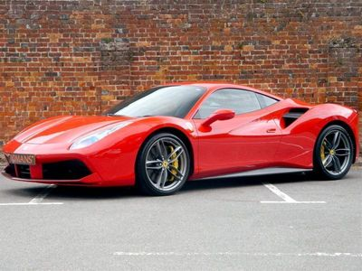 used Ferrari 488 GTB F1 DCT - Great Specification - Unmarked