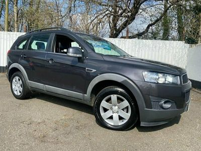 used Chevrolet Captiva 2.2 LT VCDI 5d 184 BHP