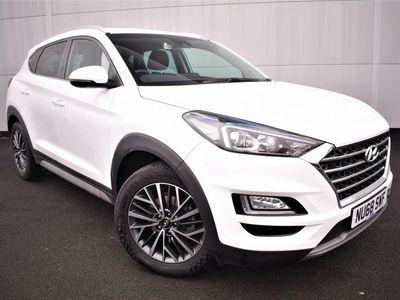 used Hyundai Tucson 1.6 CRDi Premium 2WD 5dr