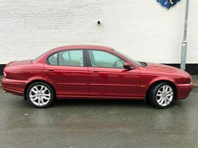 used Jaguar X-type 2.5 V6 Sport 4dr Auto LOW MILAGE!!! V6 PETROL!!! JUST ARRIVED!!!