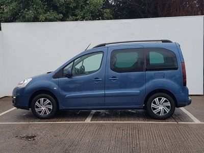 used Citroën Berlingo Multispace 1.6 BLUEHDI XTR ETG6 5d 98 BHP FREE HOME DELIVERY TO 25 MILES