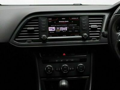used Seat Leon SC 2.0 TDI (184bhp) FR (Technology Pack) 3d DSG