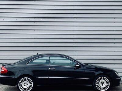 used Mercedes CLK220 Coupe CDi Avantgarde 2d Tip Auto