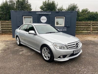 used Mercedes C280 C Class 2008 MERCEDESBENZSPORT AMG 4dr AUTO 1 OWNER and ONLY 26,029 MILES