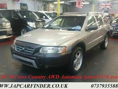 used Volvo XC70 2.5 T SE Cross Country Geartronic AWD 5dr