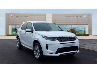 used Land Rover Discovery Sport 2.0 D150 R-Dynamic SE 5dr Auto Diesel Station Wagon diesel sw