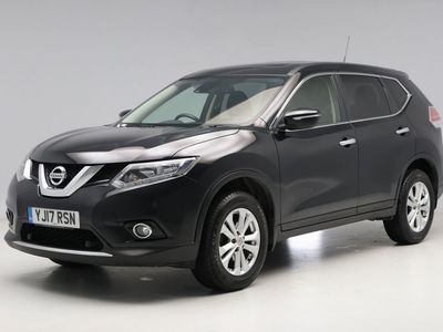 used Nissan X-Trail 1.6 dCi Acenta [Smart Vision Pack] 5dr Xtronic - TRAFFIC SIGN RECOGNITION