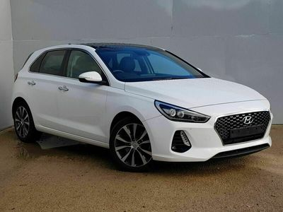 used Hyundai i30 1.6 CRDi Blue Drive Premium SE DCT (s/s) 5dr